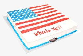 Chiếc bánh kem đặc biệt mừng Tổng thống Obama