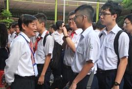 TP HCM: Thi tuyển sinh lớp 10 vào ngày 2 và 3-6