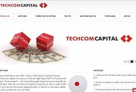 Techcom Capital lập 2 quỹ đầu tư chứng khoán