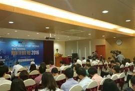 Phát động Giải thưởng Nhân tài Đất Việt 2016