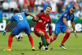 Ronaldo - Động lực của nhà vô địch Bồ Đào Nha