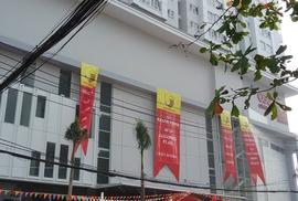 Saigonres Plaza được bàn giao sớm so dự kiến
