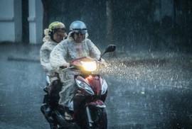 Cơn mưa mùa báo hiếu