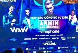 DJ hàng đầu thế giới đến Việt Nam