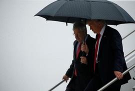 """Tổng thống Donald Trump """"hết kiên nhẫn"""" với Trung Quốc"""
