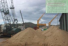 Bình Định cấm bán cát có đúng luật?