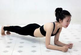 Rắc rối khi tập gym ở nhà