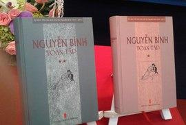 """Ra mắt bộ sách """"Nguyễn Bính toàn tập"""""""