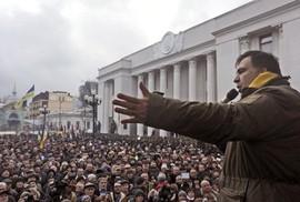 Kỳ lạ chính trường Ukraine
