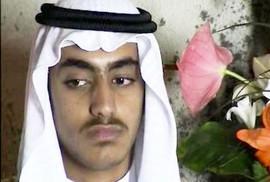 Hình ảnh hiếm hoi của con trai bin Laden ngày cưới vợ