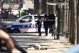 Pháp: Đại lộ Champs Elysees nháo nhào sơ tán
