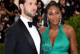 Serena Williams làm lễ cưới ở New Orleans