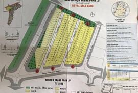 Quận 12 phát thông báo khẩn về việc rao bán đất nền trái phép
