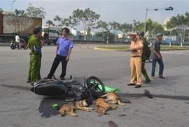 Nghi án trộm chó bắn trọng thương công an