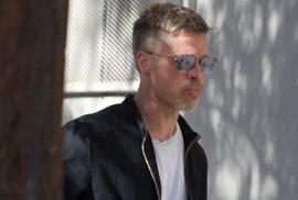 Brad Pitt ốm o vì gia đình tan vỡ