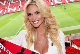 Hoa hậu Nga trấn an fan trước thềm World Cup
