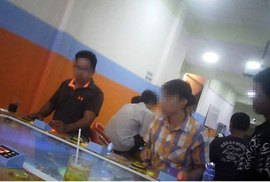 Tiệm game bắn cá sát trường học