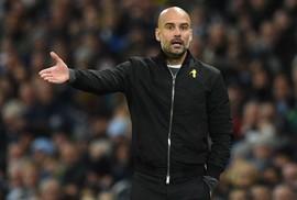 HLV Guardiola lo lắng trước chuyến làm khách M.U