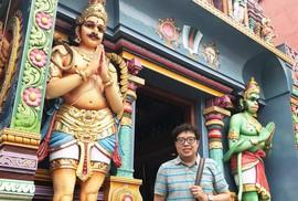 Khám phá hai ngôi đền Ấn Độ lớn tại Singapore