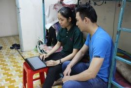 Công nhân tha hồ lướt web miễn phí