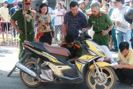 Nghi phạm nổ súng bắn chết người ở Khánh Hòa đầu thú ở Bình Thuận