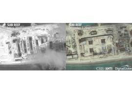 Trung Quốc gia tăng quân sự hóa biển Đông