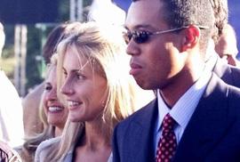 Những người đẹp trong đời Tiger Woods