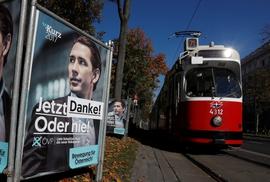 EU nín thở sau bầu cử Áo