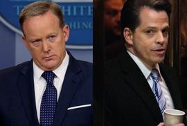 Nhà Trắng lại xáo trộn