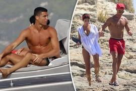 Du thuyền của Ronaldo bị cảnh sát biển kiểm tra
