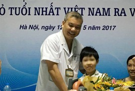 Bé trai 10 tuổi ghép tim của thanh niên bị tai nạn