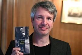 Eric Vuillard được trao giải thưởng danh giá Goncourt 2017