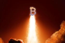Giá Bitcoin ngày 5-11: Lại phá kỷ lục
