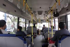 Xe buýt phải là phương tiện chủ lực