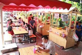 Nhiều nơi muốn mở phố ẩm thực