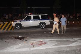 Tạm giam tài xế cán chết thiếu tá CSGT ở Đồng Nai