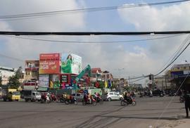Hầm chui nối Biên Hòa - Quốc lộ 1 - Bình Dương - TP HCM
