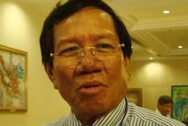 Khởi tố nguyên Chủ tịch Tập đoàn Cao su Việt Nam