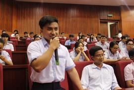 GS Ngô Bảo Châu nói về cách cân bằng cuộc sống