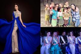 Hoa hậu Đỗ Mỹ Linh lọt tốp 20 Người đẹp nhân ái