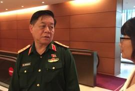 Bộ Quốc phòng kỷ luật cảnh cáo Phó Tư lệnh Quân khu 1