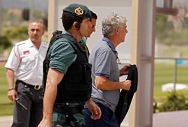 Chủ tịch LĐBĐ Tây Ban Nha bị bắt vì tham nhũng