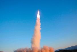 Mỹ: Triều Tiên phóng tên lửa, lại nổ nhanh chóng