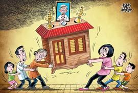 Chuyện đau lòng cùa 1 gia đình ở TP HCM