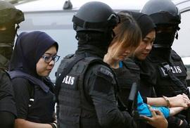 Vụ ông Kim Jong-nam: Đoàn Thị Hương sắp ra tòa lần thứ 4