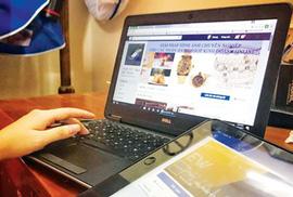"""Hàng vạn tài khoản kinh doanh online vào """"tầm ngắm"""""""