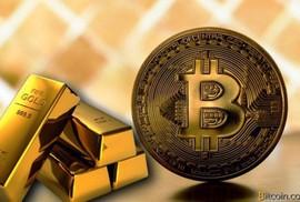 Giao dịch vàng sụt giảm mạnh vì Bitcoin