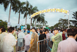 Lễ hội bia Sư Tử Trắng tại Cao Lãnh, Đồng Tháp