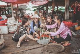 Phiên chợ quê có 1 không 2 ở Quảng Bình