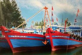 Ngư dân tố bị lừa khi đóng tàu mới